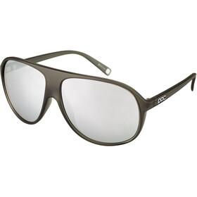 POC DID Sunglasses uranium black translucent/grey/white